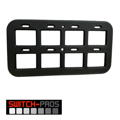 SWITCH PROS RCR-TOUCH 8 SWITCH BEZEL