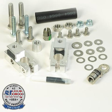 SDHQ BUILT BILLET BATTERY TERMINAL UPGRADE KIT
