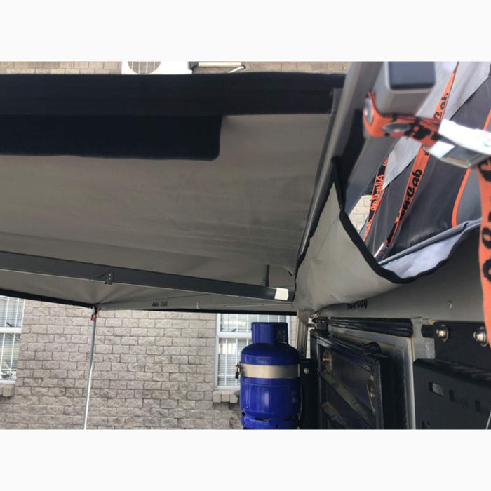 Alu-Cab 270 Shadow Awning Gutter Kit
