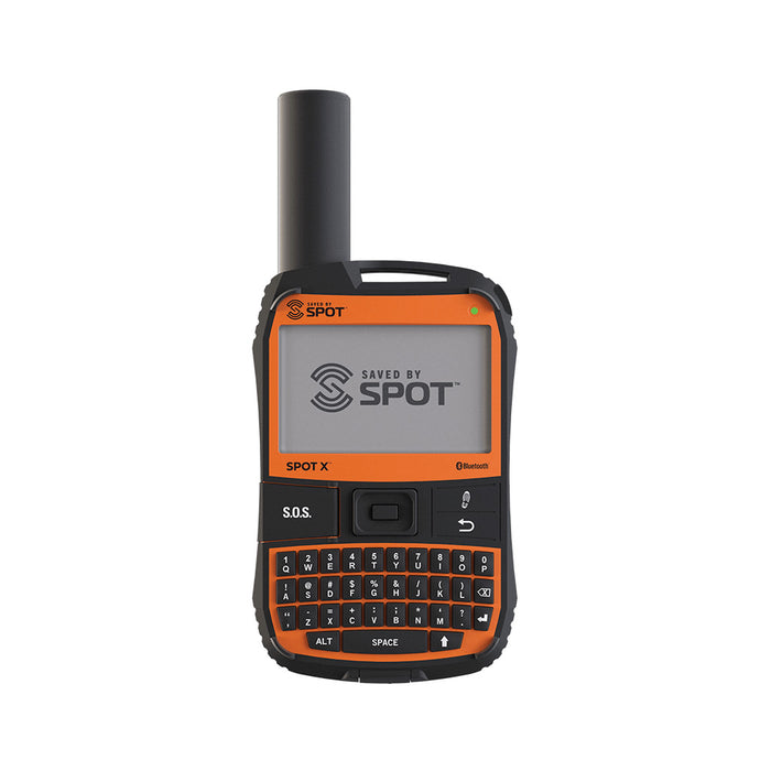 SPOT X - 2-WAY SATELLITE MESSENGER