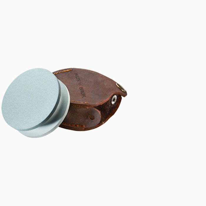 Hults Bruk Grinding Stone - 180/600 grit puck
