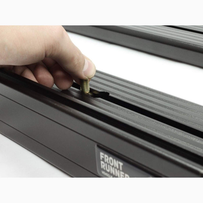 TOYOTA FJ CRUISER SLIMLINE II 1/2 ROOF RACK KIT - BY FRONT RUNNER