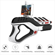 AR Portable Virtual Futuristic Gaming Gun