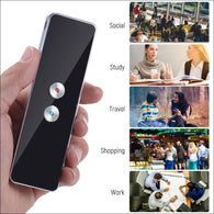 45+ Languages Instant Multilingual Portable Voice Translator