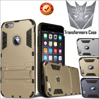 Fashion Luxury Armor Transformers Shockproof Cover For iPhone 6/7. 360° Full Protection