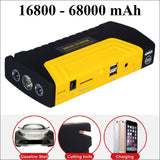 High Power Car Jump Starter