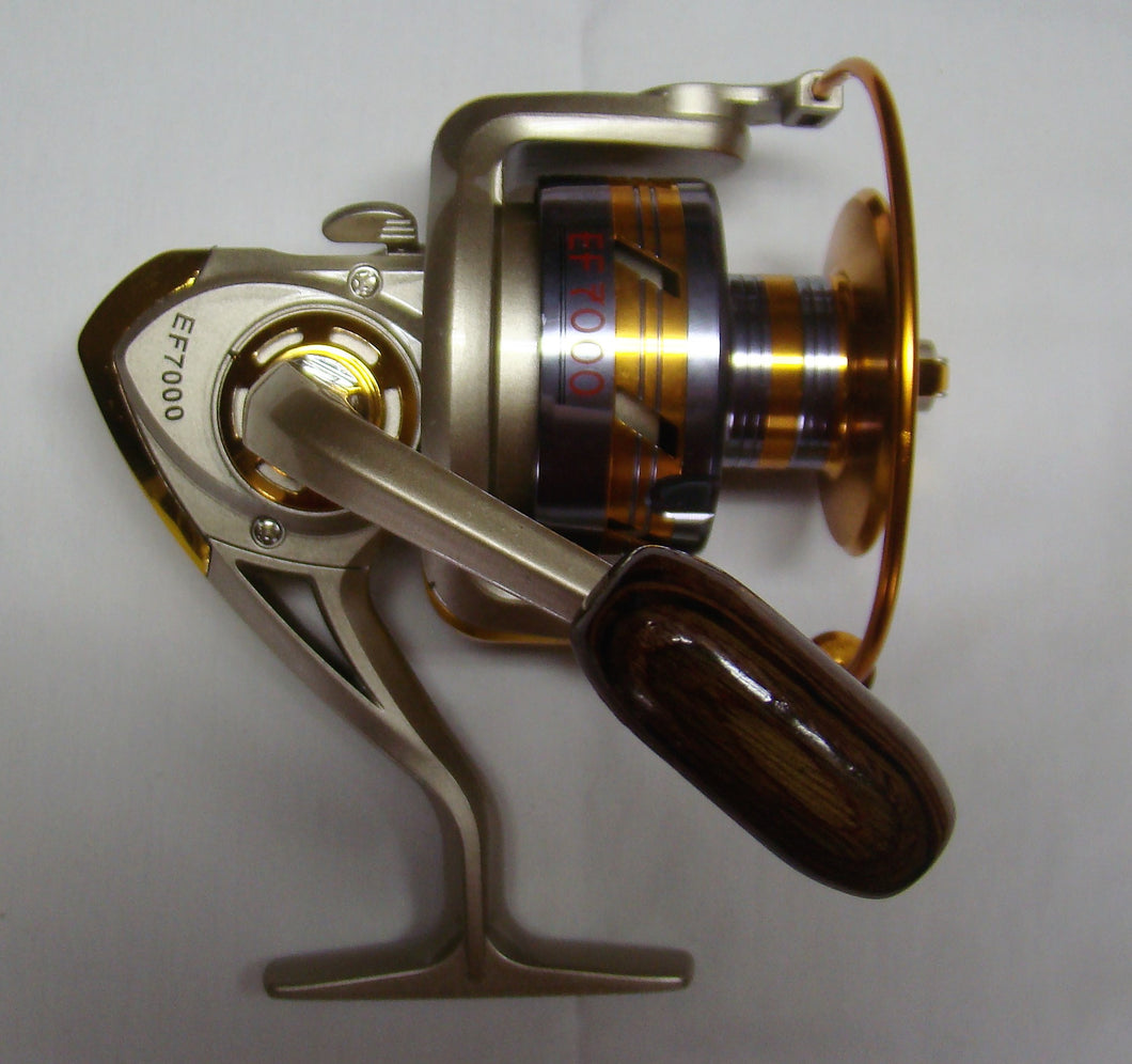Salt Water Spinning Reel 7000