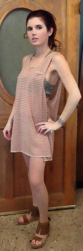 Stripe Coverup