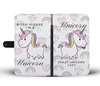 Magical Unicorn Design Protection Case for iPhone and Samsung Galaxy