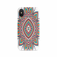 Elegant and Hign Quality Vector Mandala Design Phone Case for Iphone X