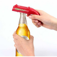 Bottle opener catapult