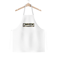 Powerful Camo Classic Sublimation Adult Apron