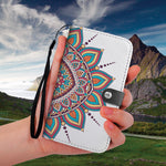 High Quality Mandala Design Phone Case Wallet