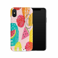 Fruity Summer Design Protection Case for iPhone and Samsung Galaxy