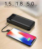 Wireless Charger Power Bank 20000mAh Portable External Battery Charger