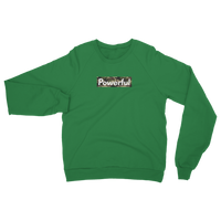 Powerful Camo Classic Adult Sweatshirt
