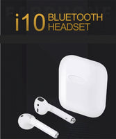 Bluetooth Wireless Earphones i10 TWS