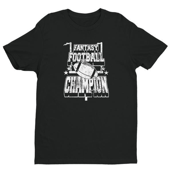 Football Fantasy Short Sleeve T-shirt