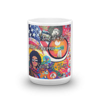 Mug for the Hippies, Wanderers, and Free Spirited