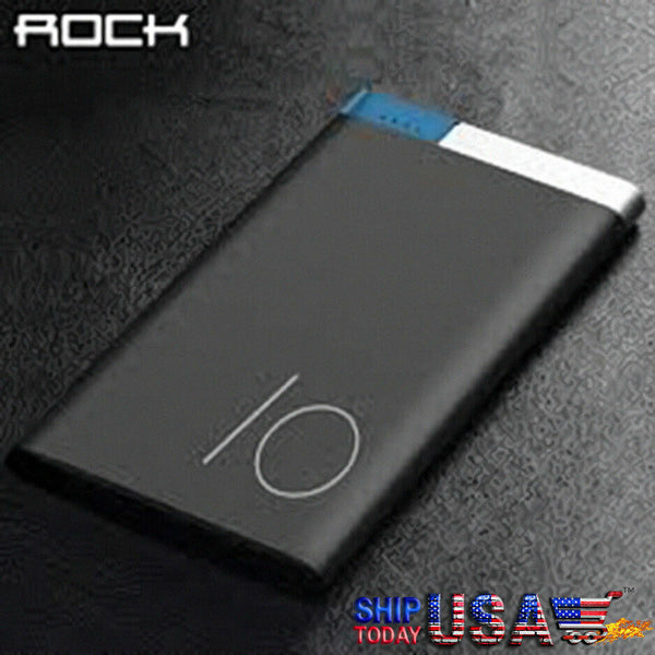 Pocket Size 20000 mAh ROCk Ultra-thin Polymer Power Bank