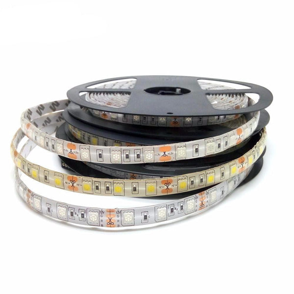 Flexible Home Decoration Lighting Tape - RGB/White/Warm White, 12V