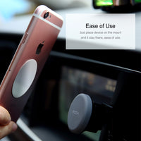 Magnetic Car Phone Holder - Rotatable Universal Phone Mount