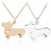 Wide Variety of Dog Pendant Necklaces - Choose Yours!
