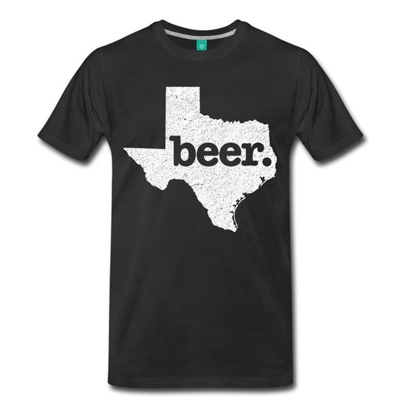 Texas State Beer - Men's T-Shirt
