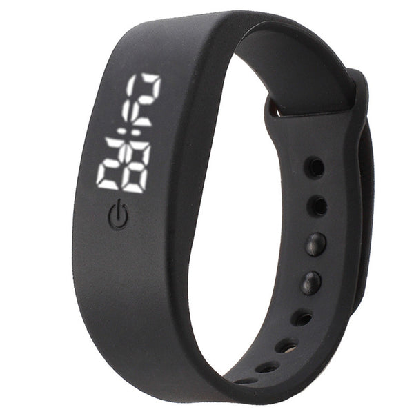 LED Digital Sports Watch - Water Resistant Unisex
