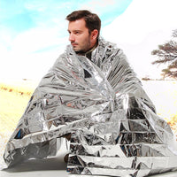 Water Proof Emergency Survival Rescue or Camping Blanket