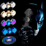 No Gas E-Cigarette Lighter USB Hand Fidget Spinner Toy