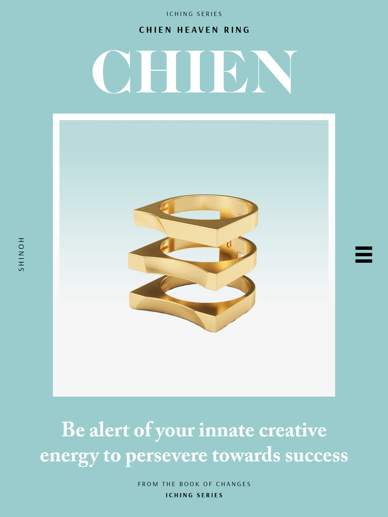 Chien (Heaven) Ring