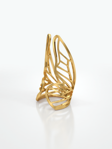 Butter Wing Ring