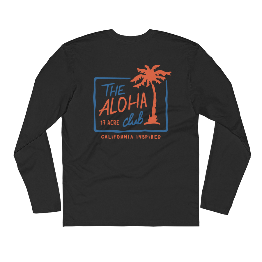 Aloha Club Long Sleeve