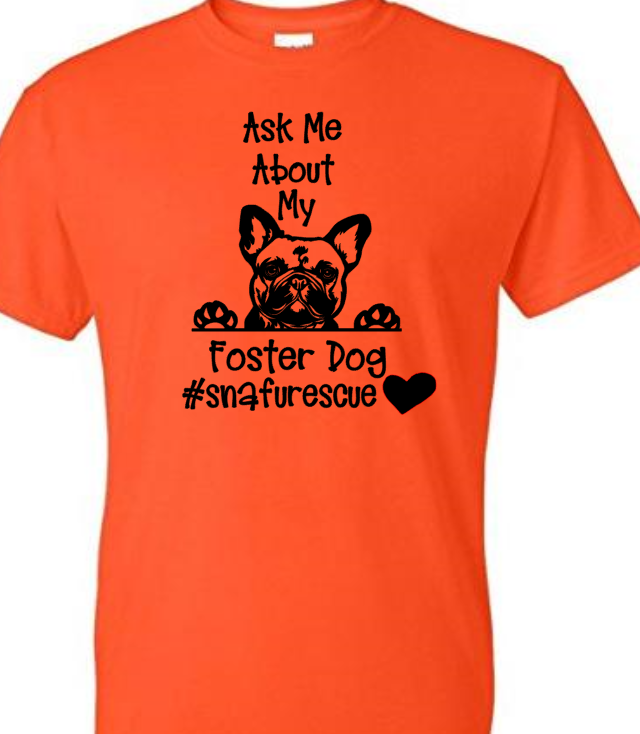 Ask Me About My Foster