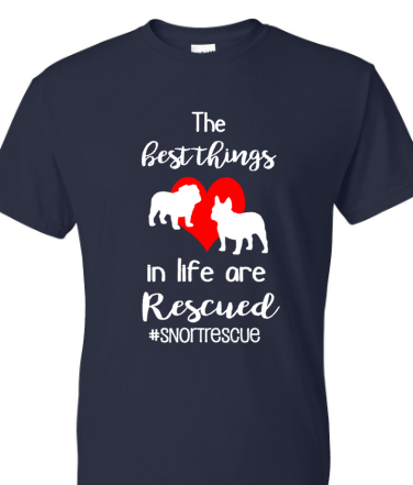 Best Things in Life are Rescued- SNORT