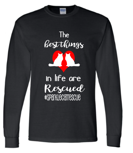 Best Things in Life are Rescued- Sparkle Rescue