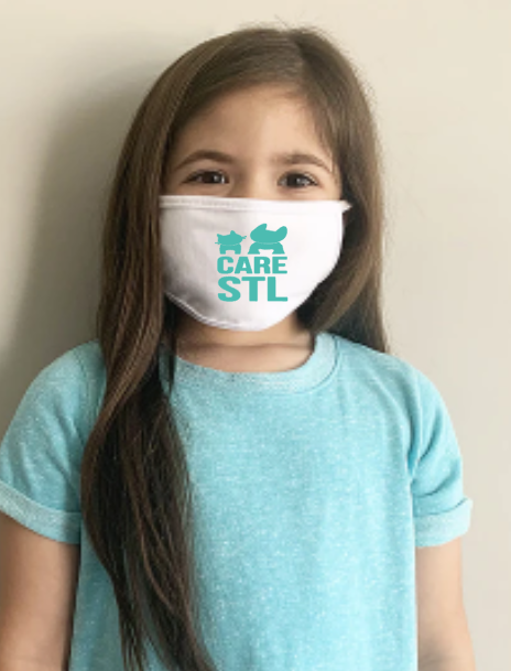 Logo Mask- Care Kids