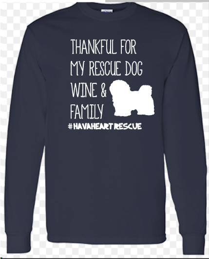 Thankful for my Rescue - Hava