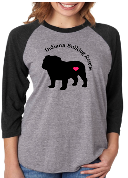 Indiana Bulldog Rescue Logo