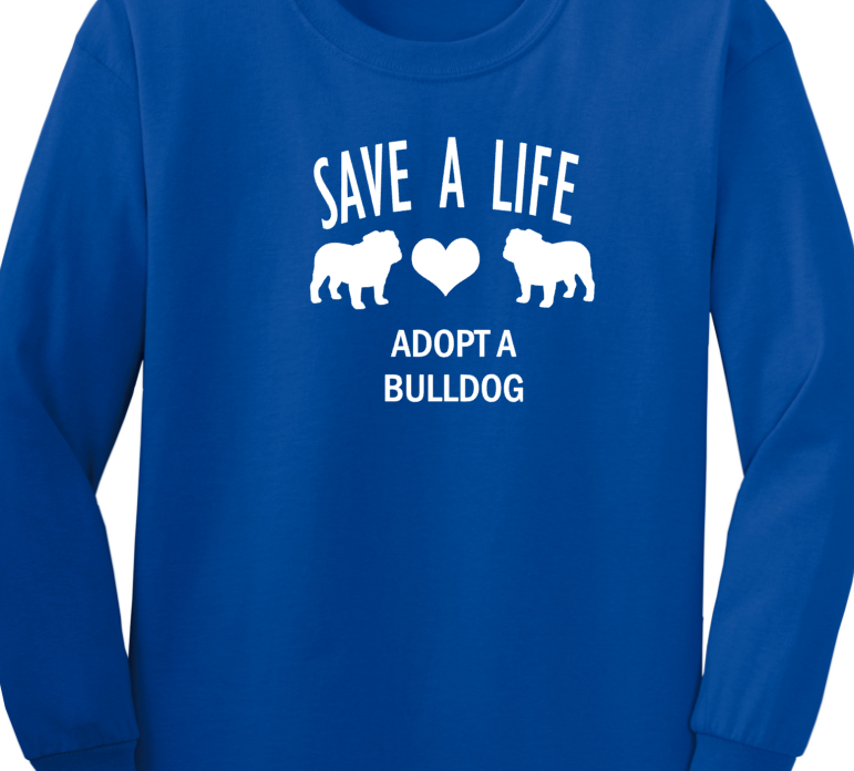 Save a Life Adopt a Bulldog- Pacific NW