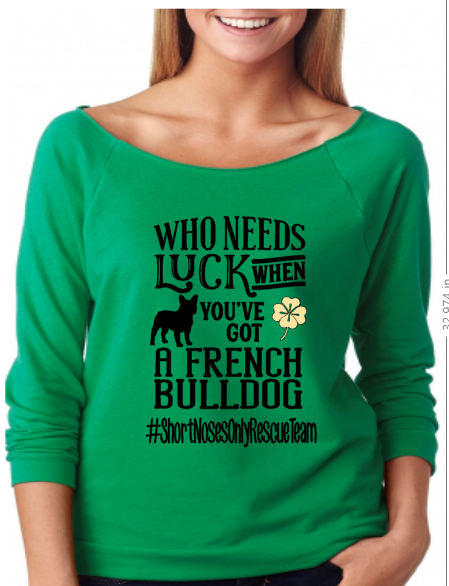 Who Needs Luck- SNORT French
