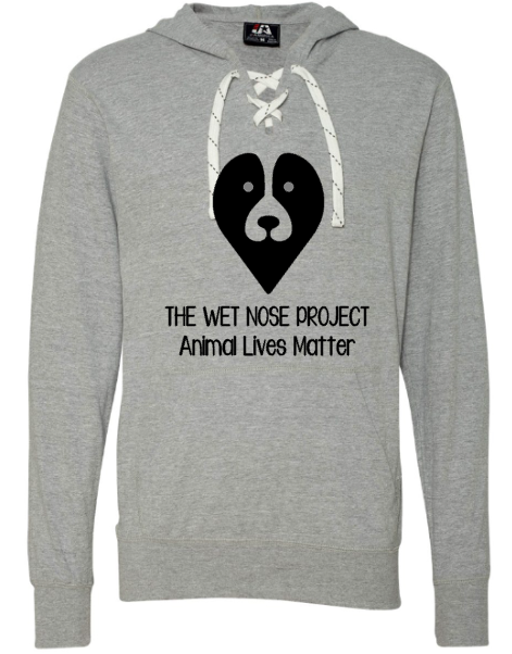 The Wet Nose Project Hoodie