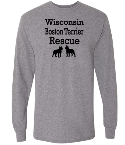 Wisconsin Boston Terrier Logo Special for ***October Only***