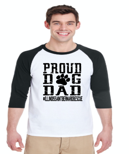 Proud Dog Dad- St Bernard