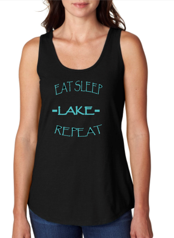 Eat, Sleep, Lake Repeat