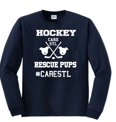 Hockey and Rescue Pups- Care