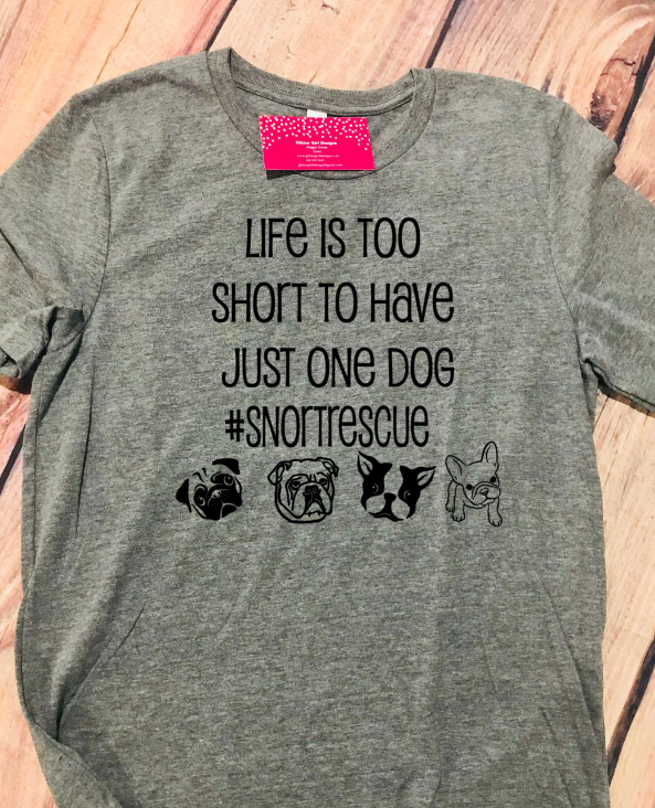 Life is Too Short SNORT