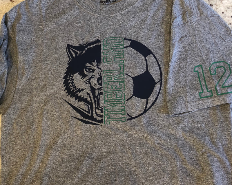 Timberland Wolves Soccer