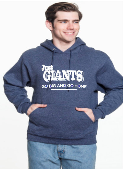 Just Giants Logo Items
